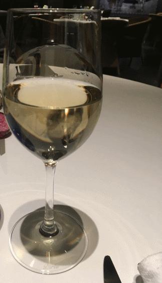 食前酒 白ワイン